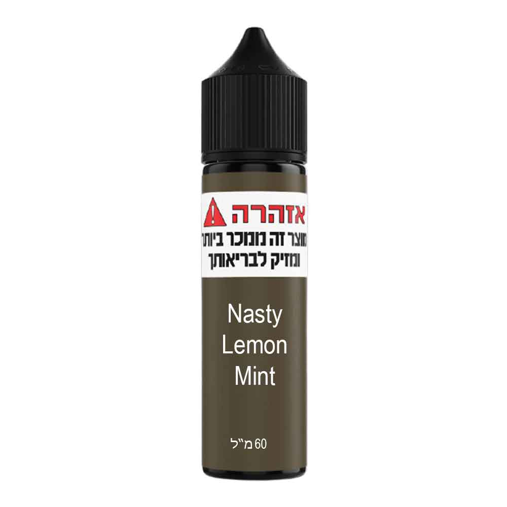 Neoair_Nasty - Lemon Mint-60ml