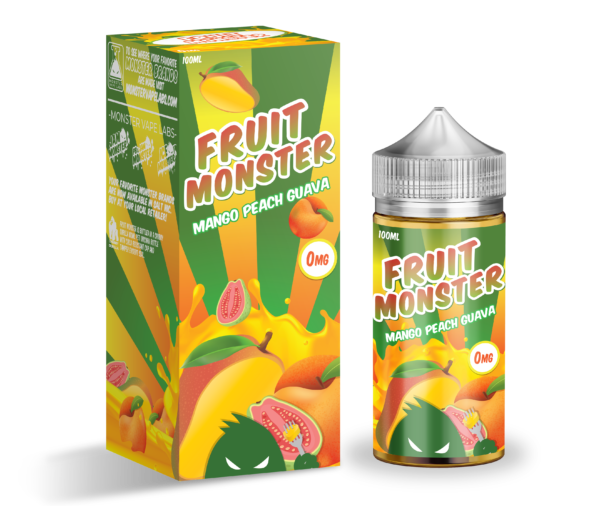 neoair- Jam Monster - MANGO PEACH GUAVA